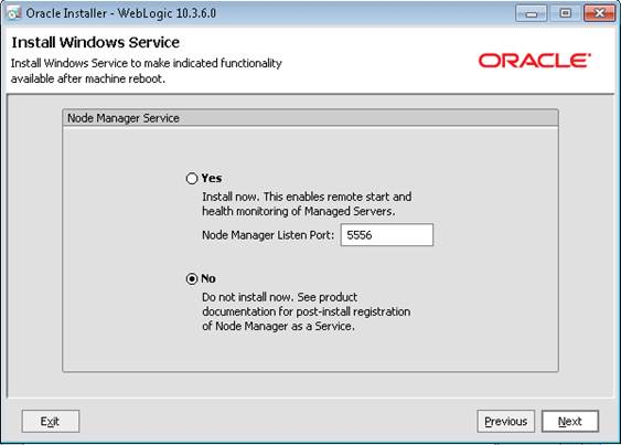 Oracle WebLogic & Forms 11g Release 2 Install Guide